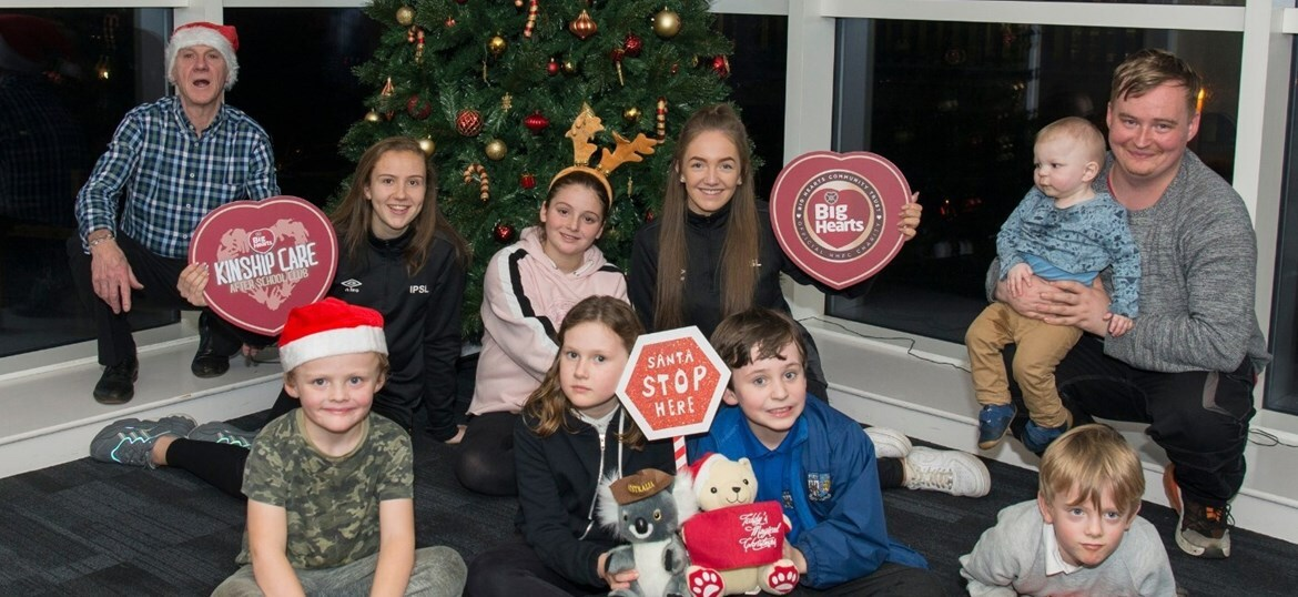 Big Hearts Christmas Day Appeal